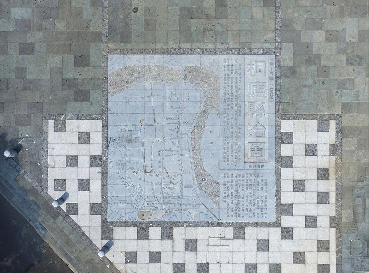桐庐老东门码头游船接待中心 / 码头景观设计
